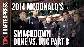 Duke vs. UNC Smackdown Part 8 - 2014 McDonald's All-American Game