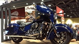 8. 2014 Indian Motorcycles