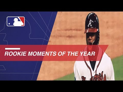 Video: Check out these moments from the 2018 rookies