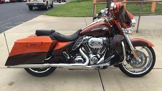 6. SOLD! 2012 Harley-Davidson® FLHXSE3 - CVO™ Street Glide® 0472