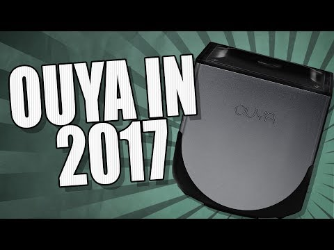 Ouya Games In 2017