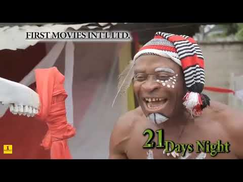 21 Days Night (Final Teaser) - New Movie|2019 Latest Nigerian Nollywood Movie