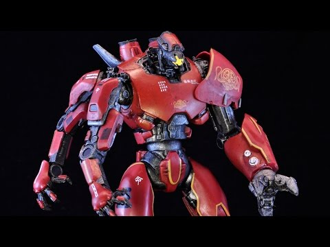 pacific rim crimson typhoon art  Pacific Rim 7 Inch
