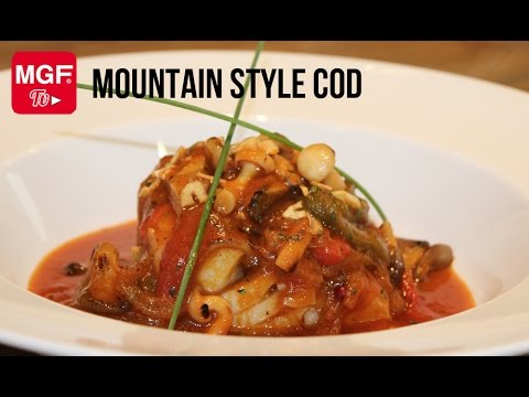 Mountain style cod - Magefesa USA (видео)