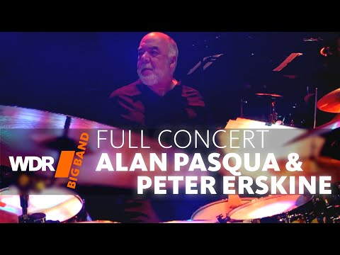 Alan Pasqua and Peter Erskine feat. by WDR Big Band (Full Concert)