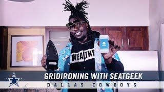 DeMarcus Lawrence, Jaylon Smith + More Go Gridironing With SeatGeek | Dallas Cowboys 2018