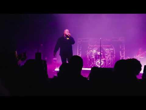 Xavier Omar Afraid Live Performance