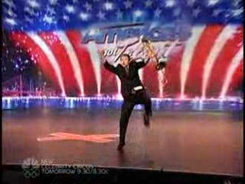 Jonathan Arons - America's Got Talent 2008