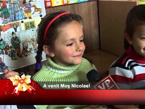 A venit Moş Nicolae!