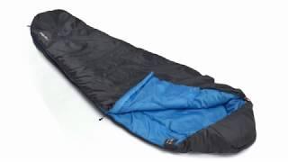 Легкий спальный мешок для летних походов. High Peak Lite Pak 1200