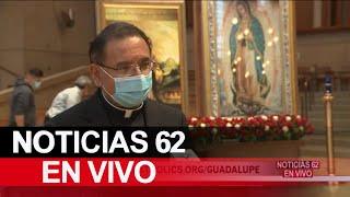 Celebración de la virgen de Guadalupe será diferente – Noticias 62 - Thumbnail