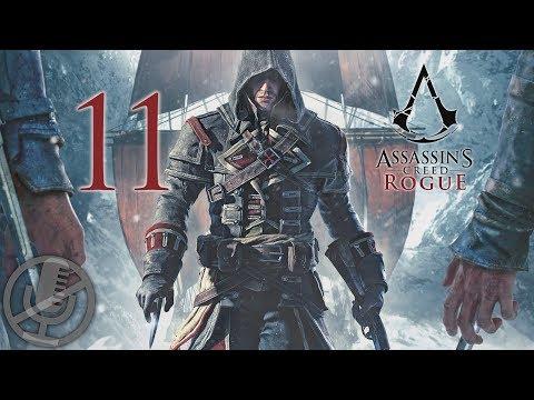 Assassin's Creed Rogue Прохождение Без Комментариев На Русском Часть 11 — Долгий путь на виселицу