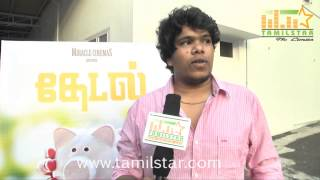 Raja Subramaniyan Interview for Thedal Short Film