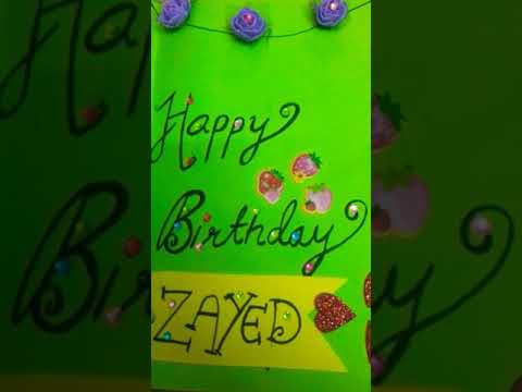 Birthday wishes for best friend - Birthday card ideas greetings for brithday