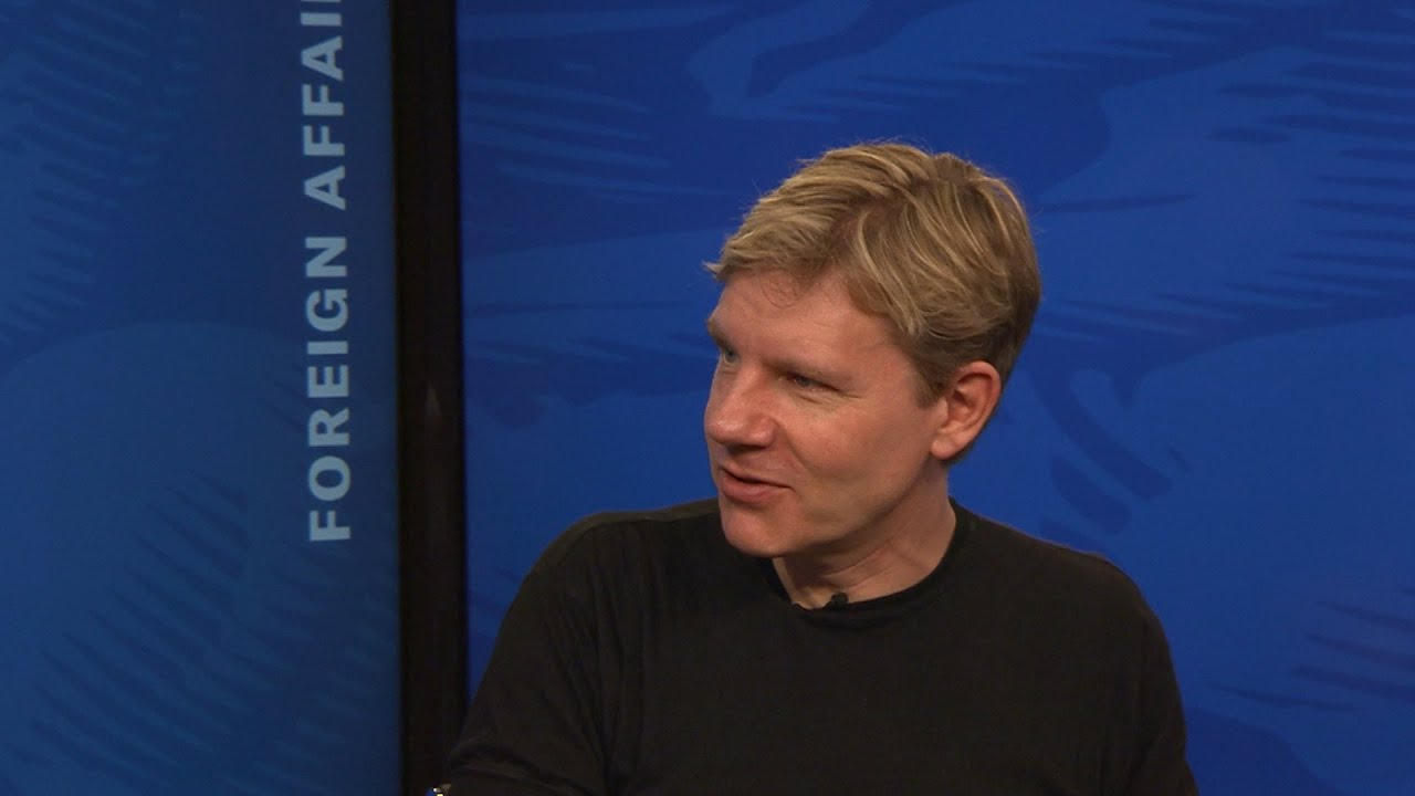 Bjørn Lomborg on The Global Goals for Sustainable Development