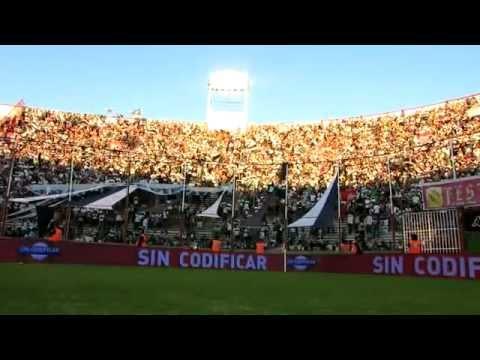 Video - NO ME ARREPIENTO DE ESTE AMOR - GELP (cancha de huracan) - La Banda de Fierro 22 - Gimnasia y Esgrima - Argentina