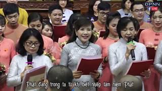 Ca khúc: Phật đang trong ta - Ban đạo ca chùa Giác Ngộ