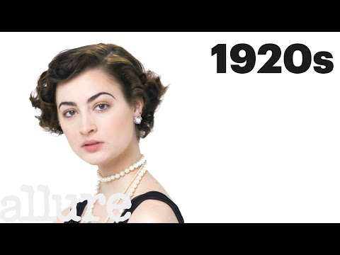 100 Years Of Short Hair | Allure