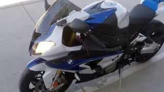 4. 2014 BMW S1000RR HP4: Quick Look & Listen