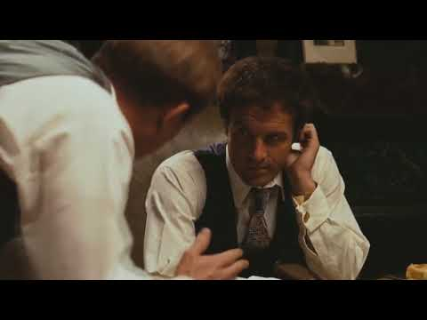 The Godfather: Corleone Family Meeting (Movie Clip)