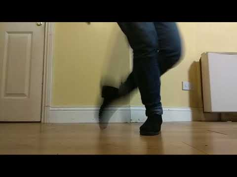 Video a week challenge -  Week no. 1 percussive dance Aneta Dortová