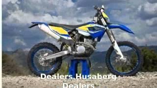 10. 2013 Husaberg FE 250 - Details