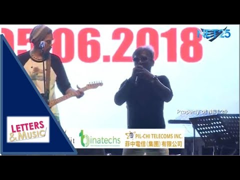 ARNEL PINEDA - I DON'T WANNA MISS A THING (WORLDWIDE WALK 2018)
