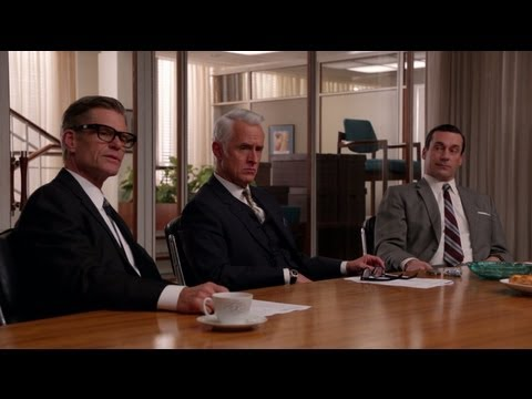 "Mad Men Season 6 Episode 7, ""Man with a Plan"""
