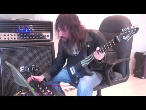 Bumblefoot creating presets for Nova System Ltd