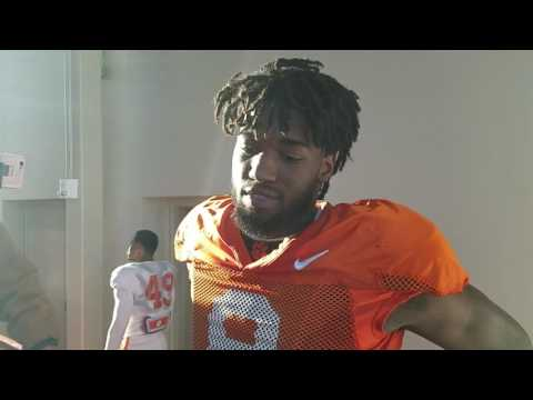 TigerNet.com - Deon Cain March 15