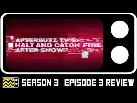 Halt & Catch Fire Season 3 Episode 3 Review & After Show | AfterBuzz TV
