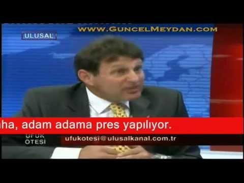 Ünlü Dergi neden Türker Ertürk röportajını yayınlamadı?