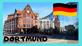 Dortmund Germany  city pictures gallery : Walking around the shopping district of Dortmund (Germany)