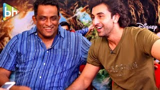 Ranbir Kapoor & Anurag Basu Are SUPER FUNNY In This How Well Do You Each Other Quiz | Jagga Jasoos