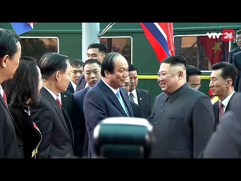 President Kim Jong Un's train arrived in Lang Son, Vietnam | Kim - Trump Summit 2019| VTV24 - Thời lượng: 12:30.