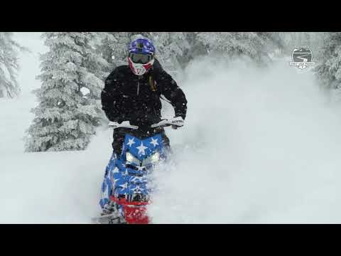 Winter Fun in Carbon County, Wyoming