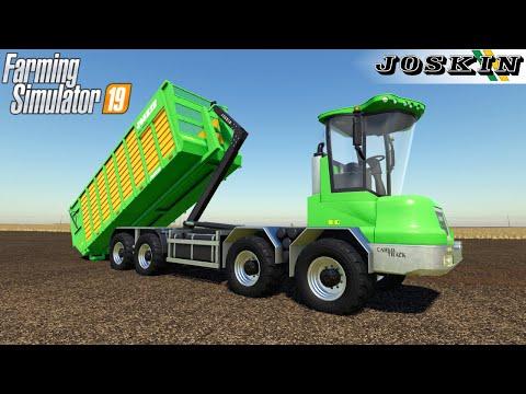 Joskin Cargo Track Pack v1.0.0.0