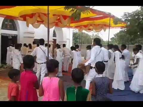 Confirmation programme N.W.G.E.l.CHURCH Kumjharia parish