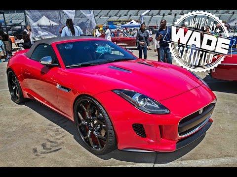 Stuntfest 2k15 : Jaguar F-Type on 24