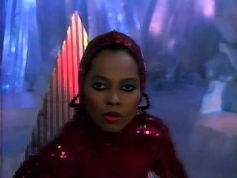 Diana Ross -  Pieces of Ice (Official Video)