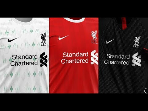 6 Stunning Nike Liverpool Home, Away & Third Kit Concepts