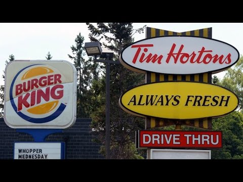 King - Another beloved Canadian franchise is no longer truly Canadian. Tim Hortons has been bought out by Burger King in a truly baffling long term move. -------------------------------------------------...