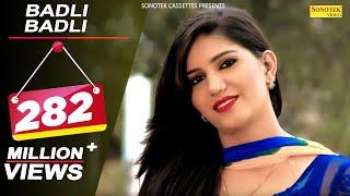Video Badli Badli Laage   Sapna Chaudhary, Vicky Kajla   Tr Ruchika   Latest Haryanvi Songs Haryanavi 2018 MP3, 3GP, MP4, WEBM, AVI, FLV Januari 2019