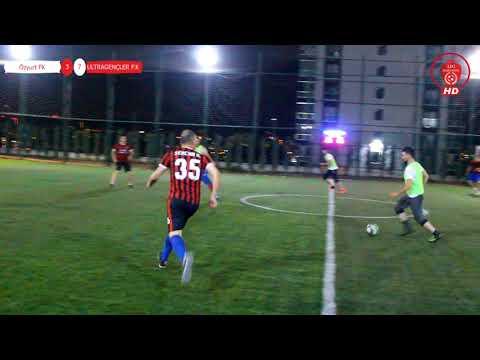 ÖZYURT FK - ULTRAGENÇLER F.K  Özyurt FK - ULTRAGENÇLER F.K Maçın Özeti