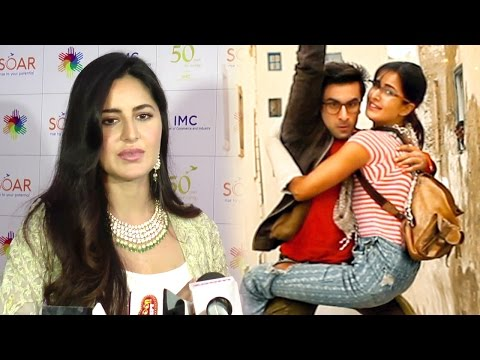 Katrina Kaif's Reaction On Ex Boyfriend Ranbir Kapoor & Her Film Jagga...