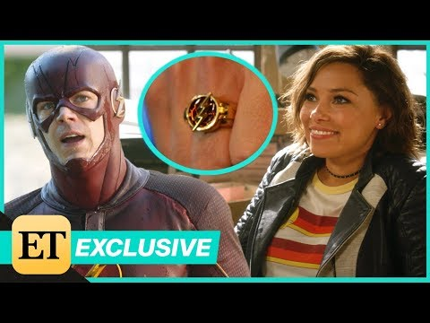 The Flash Season 5 Trailer: Barry's Ring, New Nora Details & Big Bad Revealed! (Exclusive)