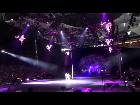 ringling - We were having so much fun at the Ringling Bros. and Barnum & Bailey: Built To Amaze show at the NRG Stadium, Houston, Texas, July 17, 2014 (from 10:30 am th...