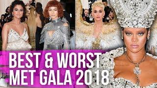 Video Best & Worst Dressed MET Gala 2018 (Dirty Laundry) MP3, 3GP, MP4, WEBM, AVI, FLV Mei 2018