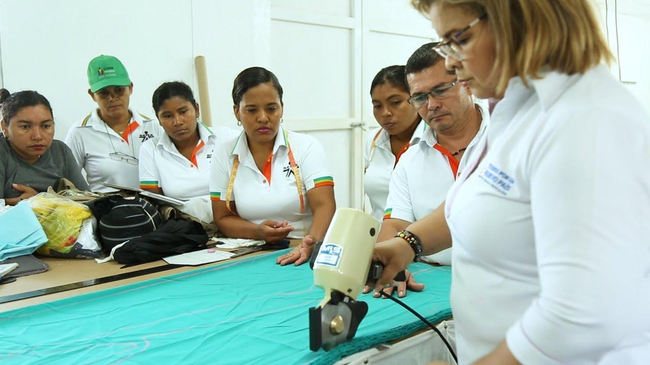 Колумбия: сшивая сообща желанный мир