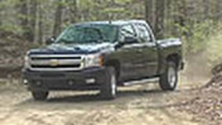 2007-2013 Chevrolet Silverado Review